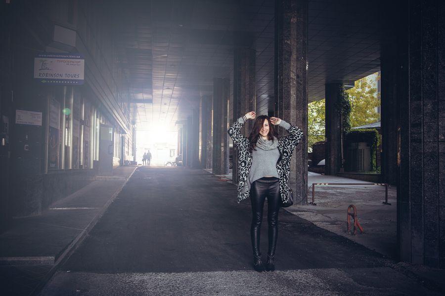 Фотосессии городские уличные темы