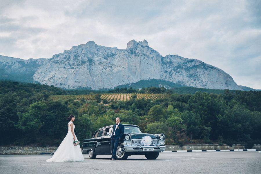 услуги свадебного фотографа в Крыму